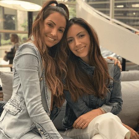 """Na legenda, Patrícia Poeta escreveu """"sisterhood"""", expressão em inglês que significa """"irmandade"""". - Reprodução/Instagram"""