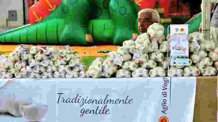 L'aglio di Voghiera, em Ferrara, na Itália - Divulgação