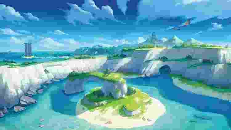 Pokémon Isle of Armor - Divulgação - Divulgação