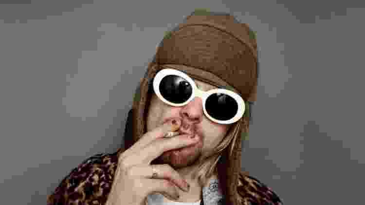 Kurt Cobain - Reprodução - Reprodução