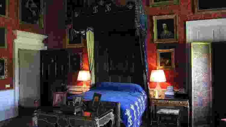 King William Bedroom - Reprodução/Althorp House - Reprodução/Althorp House