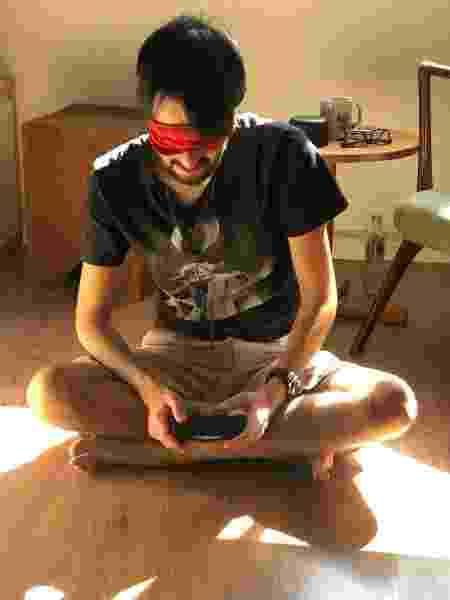 The Last of Us 2 de olhos vendados - João Varella/Arquivo pessoal - João Varella/Arquivo pessoal