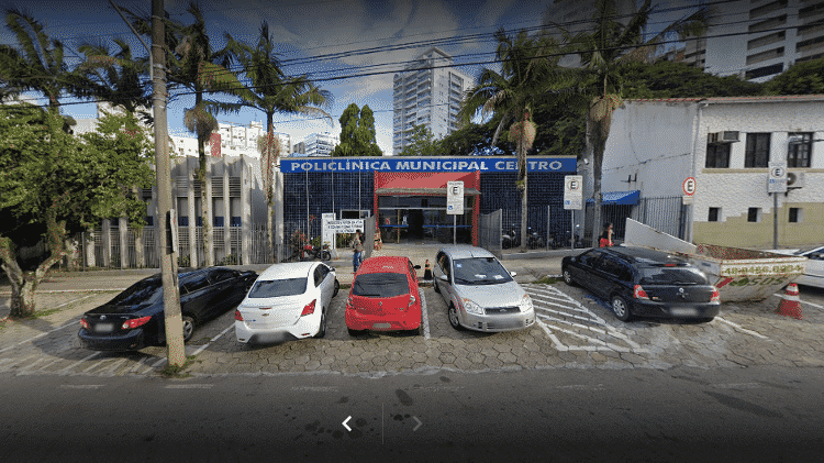 A Policlínica Centro é um dos dois únicos pontos da capital catarinense onde os medicamentos são distrubuídos - Reprodução/Google Maps - Reprodução/Google Maps
