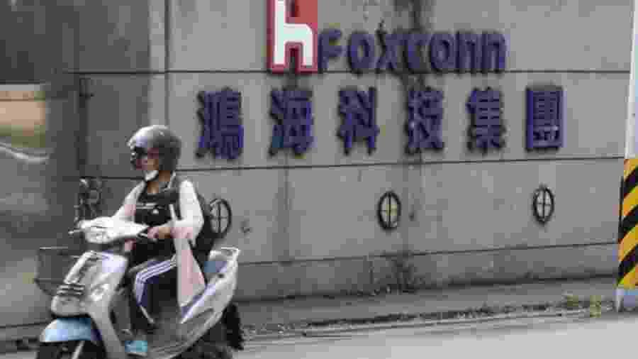 Foxconn - REUTERS/Ann Wang