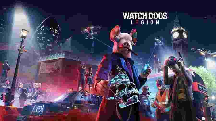 Watch Dogs: Legion - Divulgação