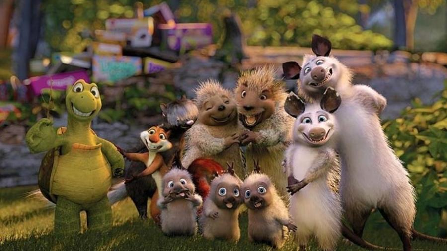 """Animação """"Os sem floresta"""" é um dos filmes para inspirar - Divulgação"""