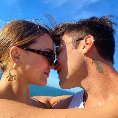 Rafa Kalimann diz que testa do namorado é maior que a dela - Reprodução/ Instagram @rafakalimann