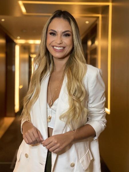 Sarah Andrade falou sobre Bolsonaro - Reprodução/Instagram