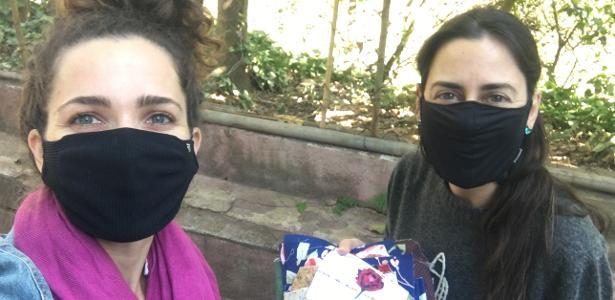 Projeto em Campinas   Biólogas cuidam de vulneráveis e do ambiente doando máscaras de tecido