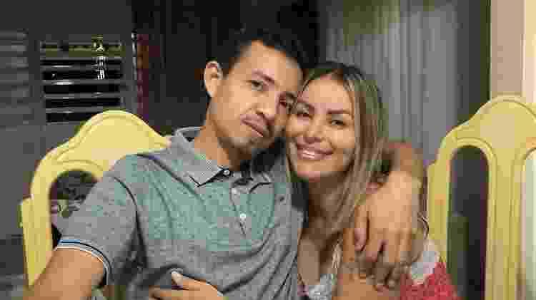 Walkyria Santos voltou a ter contato com irmão após 25 anos - Reprodução/Instagram - Reprodução/Instagram