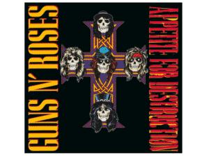 Appetite for Destruction - Guns N' Roses - Divulgação - Divulgação