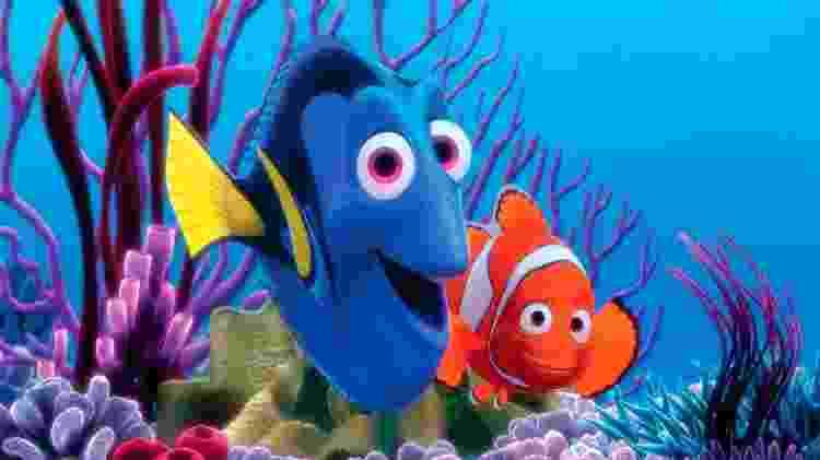 """Cena do filme """"Procurando Nemo"""" (2003), exemplo de roteiro inventivo e preocupado com o desfecho - Reprodução - Reprodução"""
