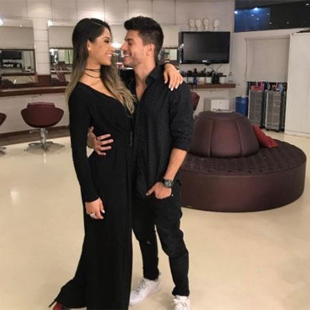 Mayra Cardi e Arthur Aguiar assumiram o romance no início do mês - Reprodução/Instagram