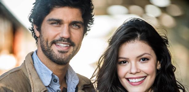 Bruno Cabrerizo fará par com Vitoria Strada na nova novela das 18h da Globo