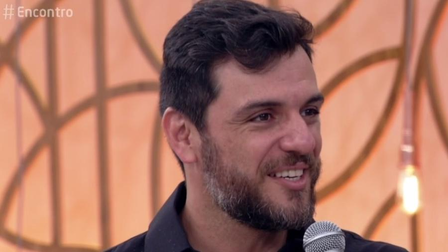 Rodrigo Lombardi - Reprodução/TV Globo