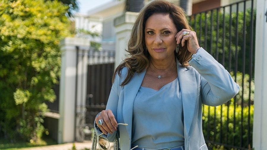 "Eliane Giardini é Nádia em ""O Outro Lado do Paraíso"" - Rsquel Cunha/Globo"