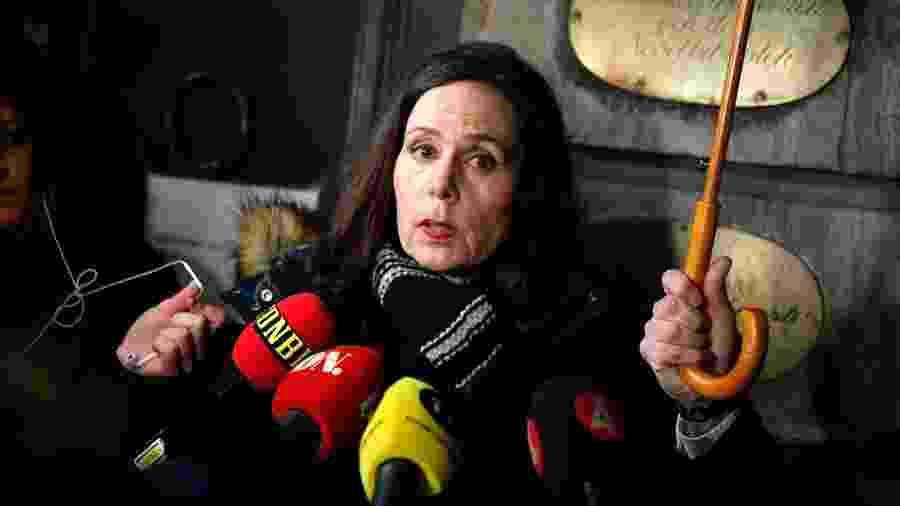 A ex-secretária do Nobel Sara Danius anuncia saída do cargo - Vilhelm Stokstad/AFP/Getty Images