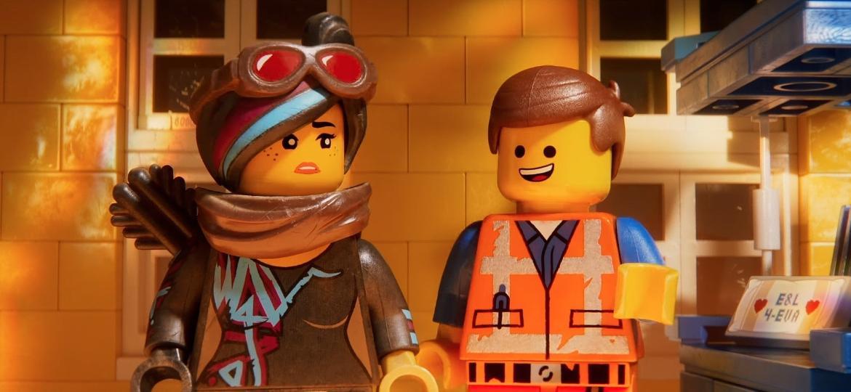"""Cena de """"Uma Aventura Lego 2"""" - Reprodução"""