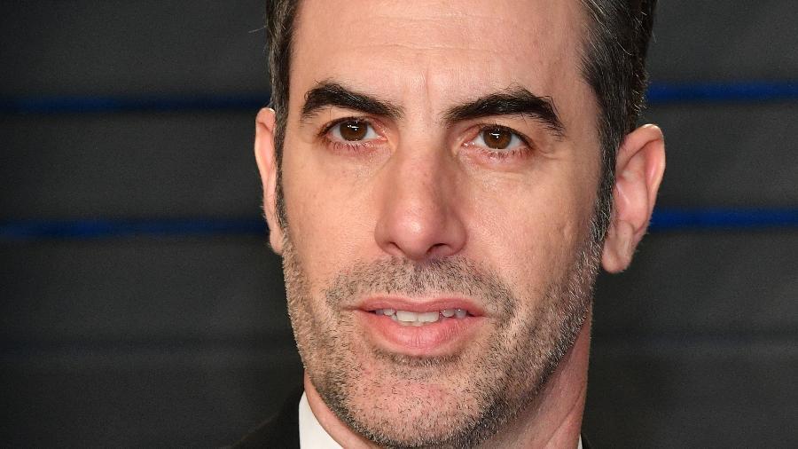 O humorista Sacha Baron Cohen - Dia Dipasupil/Getty Images