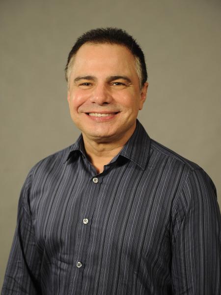 Ricardo Linhares, hoje, é um dos mais acionados na dramaturgia da Globo - TV Globo