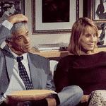 """Nuno Leal Maia e Renata Sorrah em """"Pátria Minha"""" (1994) - Reprodução/Globo"""