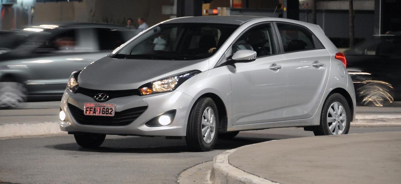 Modelo é o carro mais emplacado da história da Hyundai no país - Murilo Góes/UOL