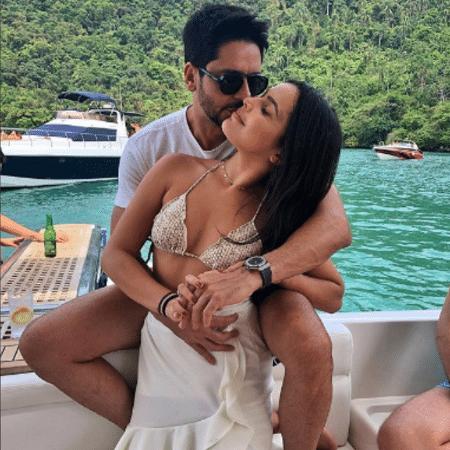 Emilly Araújo e Paulo Simões - Reprodução/Instagram