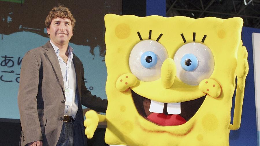 Stephen Hillenburg, criador de Bob Esponja, em evento de 2006 - Junko Kimura/Getty Images