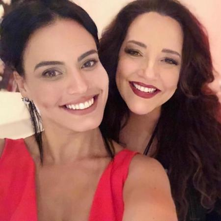 Ana Carolina e Letícia Lima passaram o Natal juntas - Reprodução/Instagram