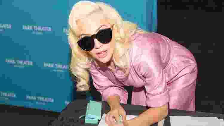 Cantor Lady Gaga - Alex Dolan/Turismo de Las Vegas - Alex Dolan/Turismo de Las Vegas