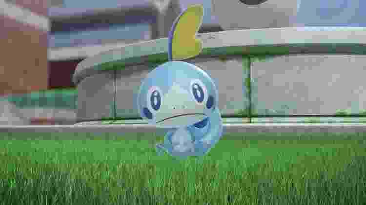 Pokémon Sobble - Reprodução - Reprodução