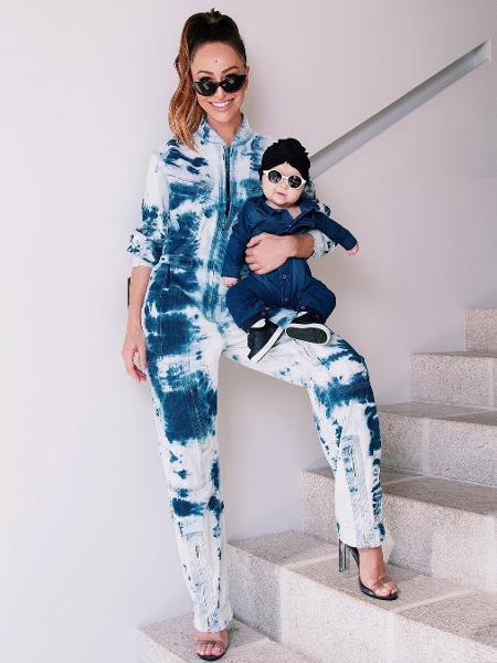 6f6a2032f Como Zoe, filha de Sabrina Sato: bebês podem usar óculos escuros ...