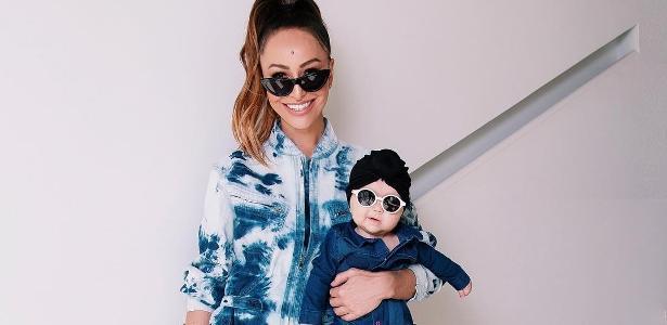 690a2dbbb Como Zoe, filha de Sabrina Sato: bebês podem usar óculos escuros? -  15/04/2019 - UOL Universa