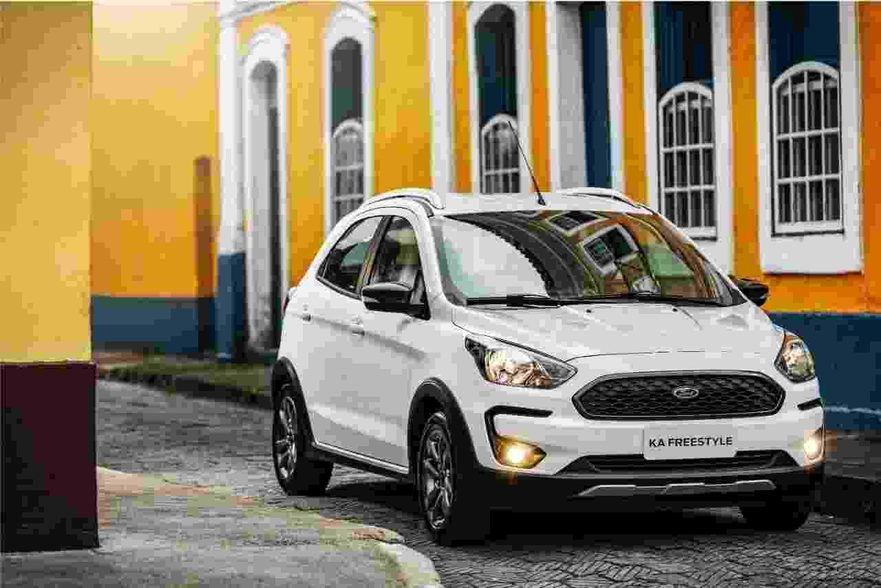 Ford Ka Freestyle 2020 - Divulgação