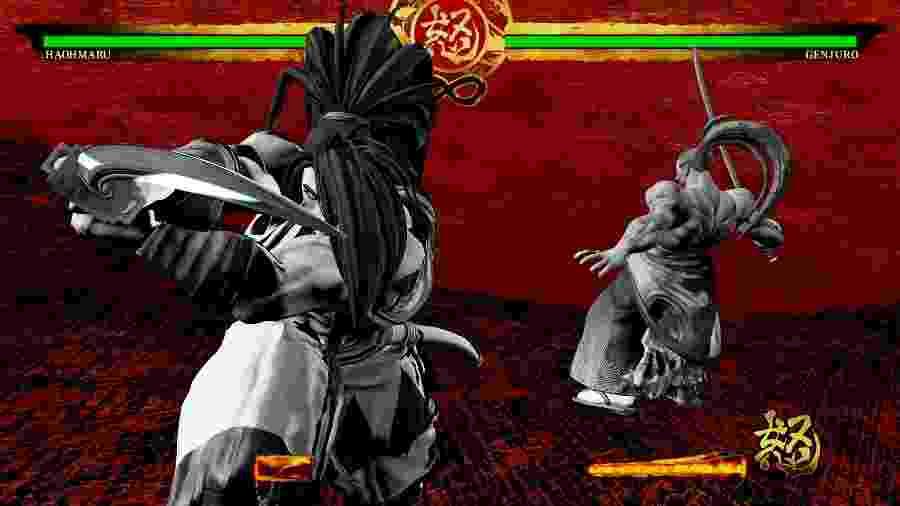 """""""Samurai Shodown"""" chega em junho para Xbox One e PlayStation 4 - Divulgação"""