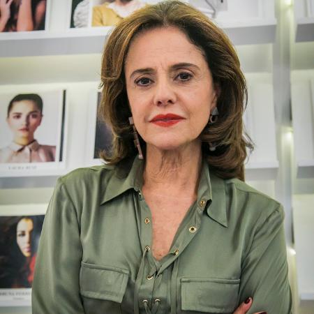 Marieta Severo, em Verdades Secretas - Globo/Paulo Belote