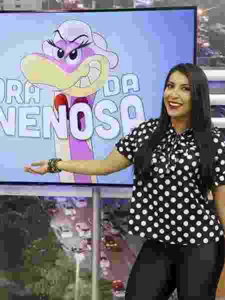 Ex-BBB Priscila Pires estreia como apresentadora do Hora da Venenosa do Balanço Geral de Campo Grande (MS) - Reprodução/Instagram