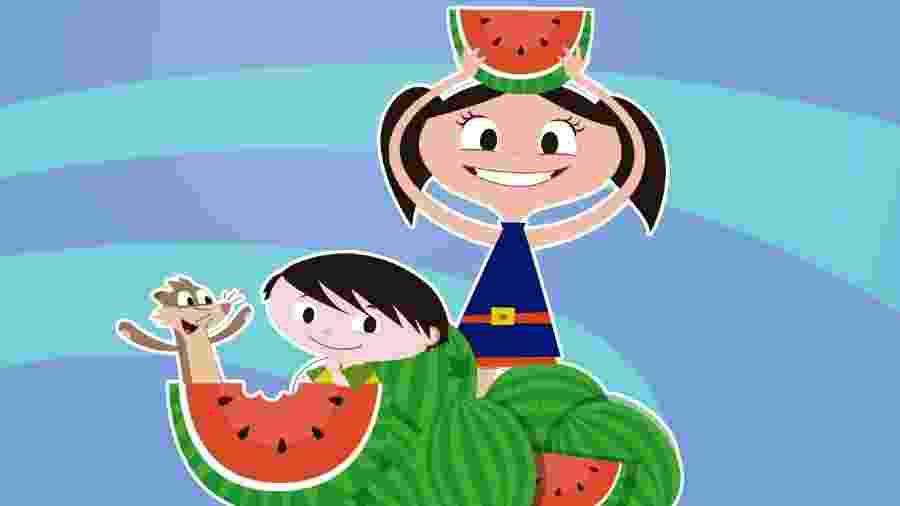 Show da Luna é um dos desenhos campeões de audiência do Discovery Kids, canal mais visto da TV paga - Reprodução/YouTube