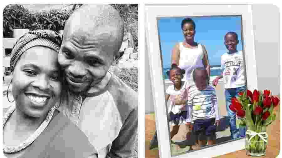 Homem mata três filhos e a enteada por não aceitar divórcio da mulher - Reprodução/Instagram