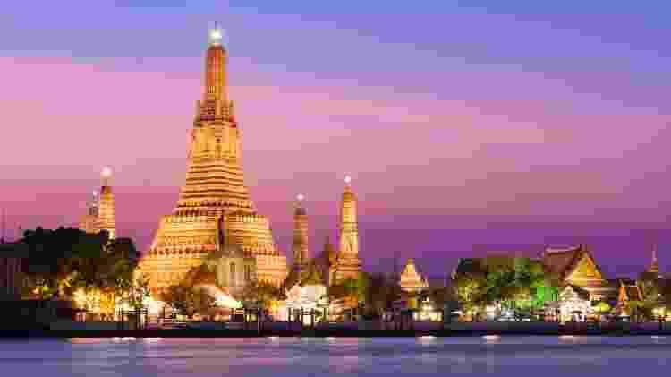 Bangoc, na Tailândia - iStock - iStock