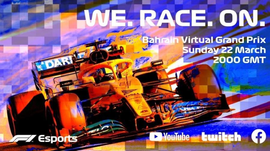 Primeira parada é o GP do Barein, neste domingo (22) - Divulgação