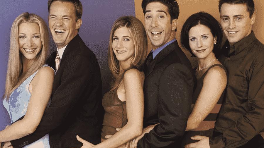 Especial de Friends já foi adiado várias vezes por causa da pandemia de covid-19 - Divulgação