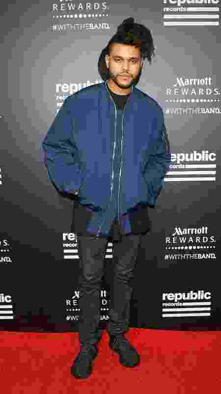 The Weeknd - Getty Images - Getty Images