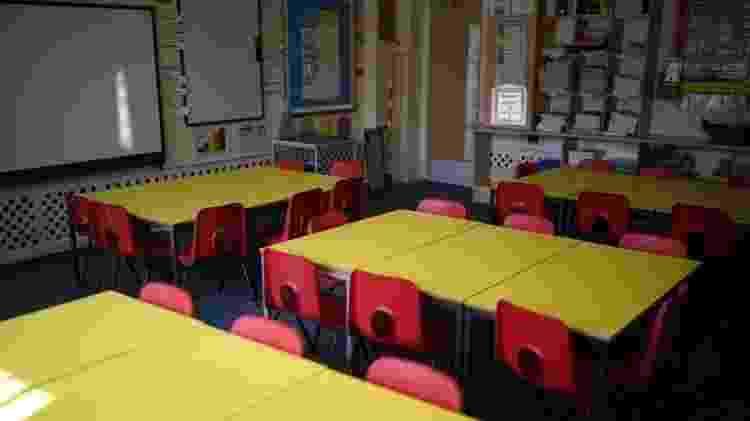 'Até professores da educação infantil estão bastante preocupados em como vai ser a volta às aulas ? o quanto as crianças terão mudado' - Getty Images - Getty Images