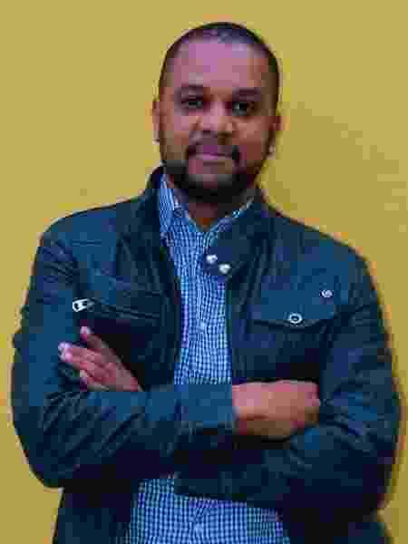 Vagner Amaro é fundador da Editora Malê - Francisco Jorge