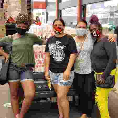 Coletivo Mulheres da Parada - Arquivo Pessoal - Arquivo Pessoal