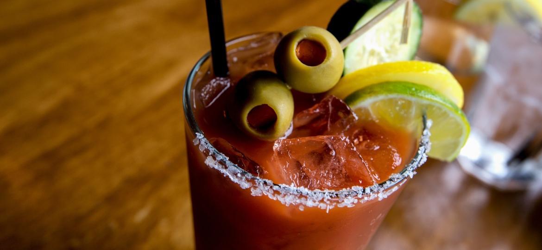 Bloody Mary é só um dos drinques com o salgadinho como marca - Getty Images/iStockphoto