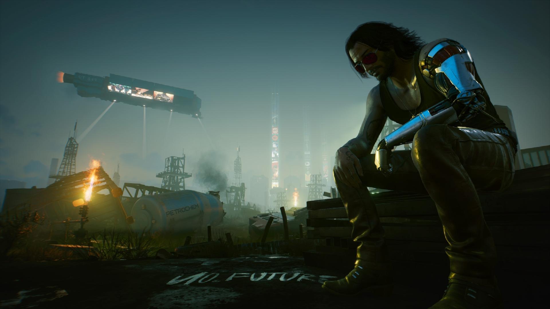 As promessas que Cyberpunk 2077 fez e não cumpriu - 22/12/2020 - UOL Start