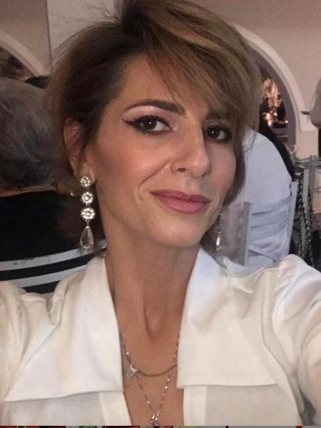 A empresária paulista Caroline Merone, 41, tem dois filhos e diz que insistiu muito em relação hétero antes de namorar mulher - Reprodução/Instagram