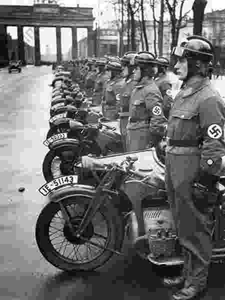 exército alemão segunda guerra - Reprodução - Reprodução